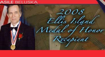 Ellis Island Medal of Honor Recipient